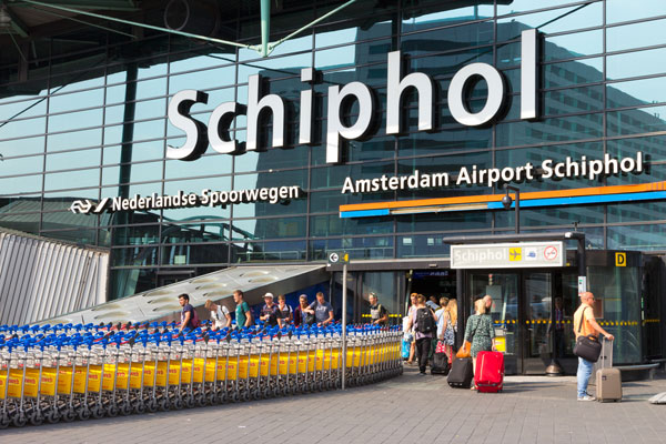 Amsterdam's Schiphol airport reopens after partial evacuation