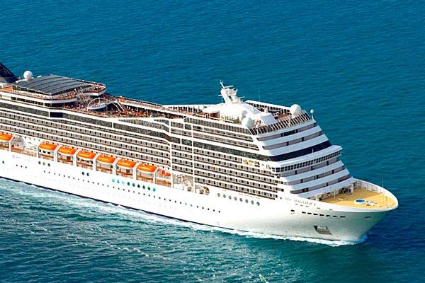 MSC announces UK return with Magnifica season