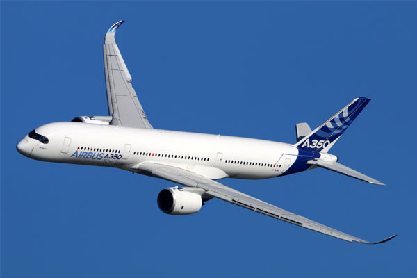 Qatar deploys Airbus A350 on Heathrow-Doha route