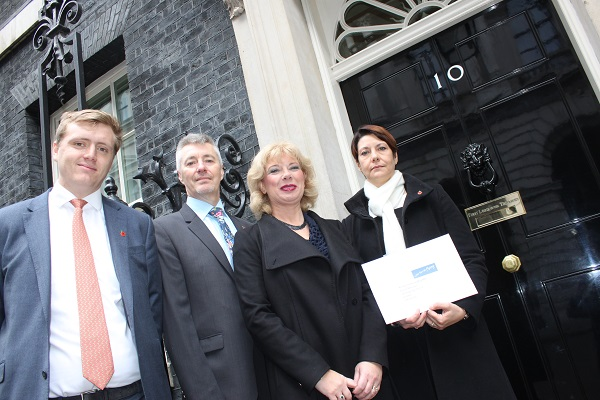 'A Fair Tax on Flying Campaign' takes call for APD cut to Downing Street