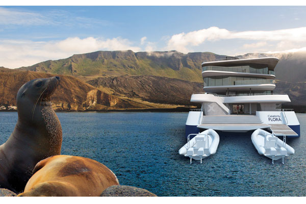 Celebrity Cruises reveals eco-friendly new-build ship for the Galapagos