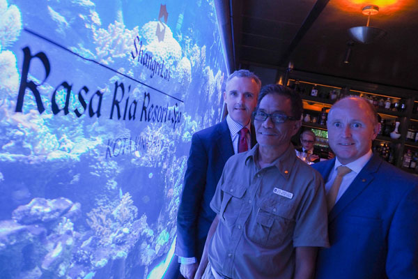 Shangri-La reveals Rasa Ria nature ambassador amid 20th celebrations