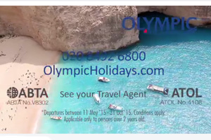 Olympic Holidays launches TV campaign with agent call-to-action