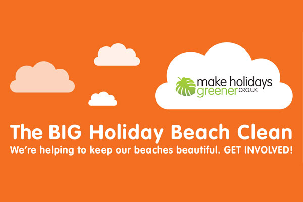 Industry and holidaymakers encouraged to take part in Big Holiday Beach Clean