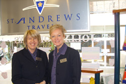 Recession busters: St Andrews Travel, Bolton