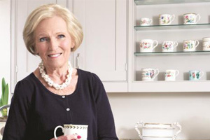 Mary Berry to lead chef line-up on P&O's Britannia
