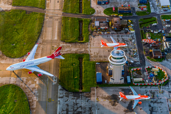 Long-haul growth pushes Gatwick to busiest November