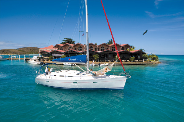 Caribbean: Sailing 3 ways