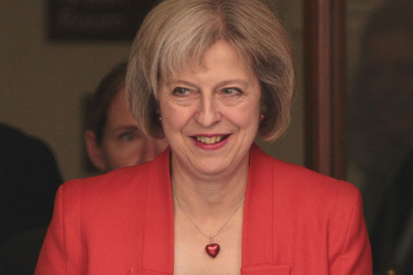 Theresa May told Heathrow expansion has MPs' backing