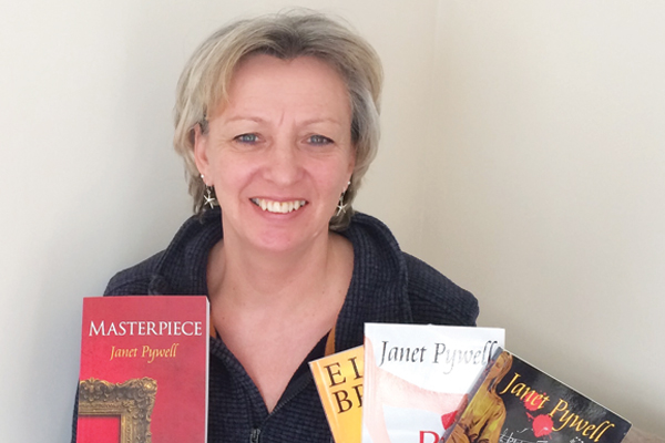 Readers' lives: Janet Pywell