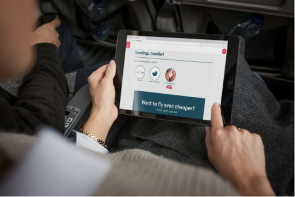 Free long-haul Wi-Fi being introduced by Norwegian