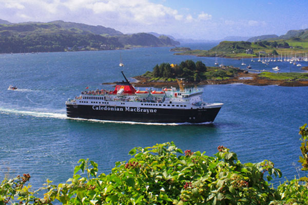Caledonian MacBrayne to transform Scottish west coast services