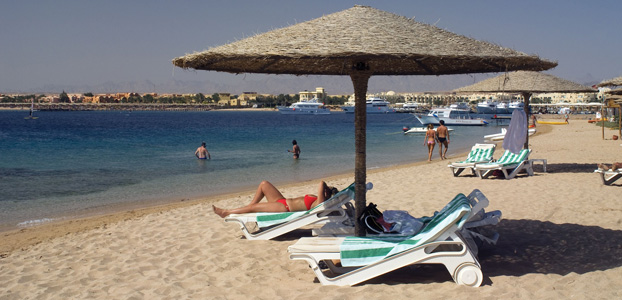 Egypt: Head to Hurghada