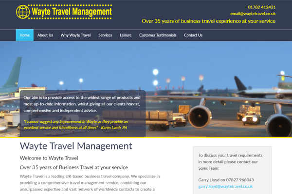 Wayte Travel Management opens Manchester office