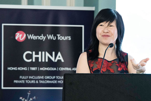 Wendy Wu Tours adds trips to tomb of empress