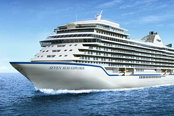 Regent Seven Seas Cruises orders new ship