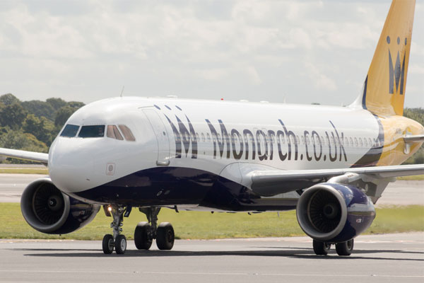 Monarch administrators win appeal over Gatwick and Luton runway slots