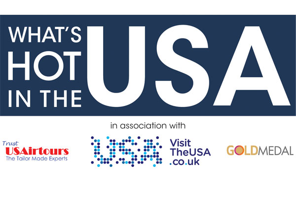 Find out What's Hot in the USA and win some great prizes!