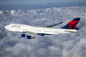 Delta reports soaring quarterly profit