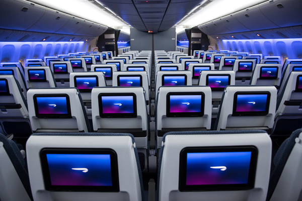 BA unveils new seating and layout for long-haul aircraft