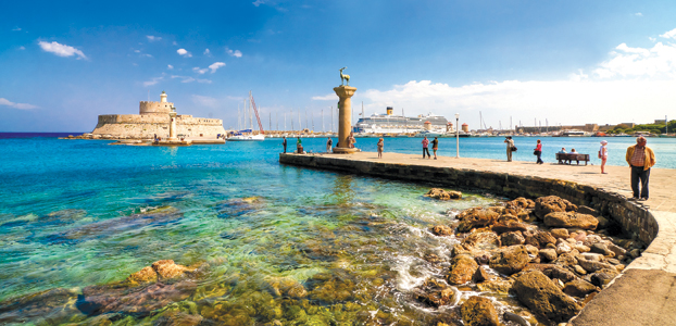 Greece: The Rhodes less travelled