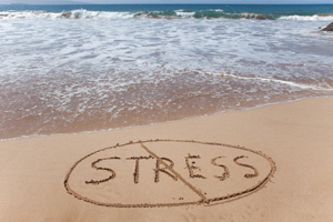 Holidays 'do little to relieve stress', report claims