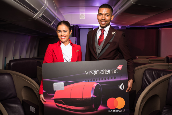 Virgin Atlantic offers new credit cards