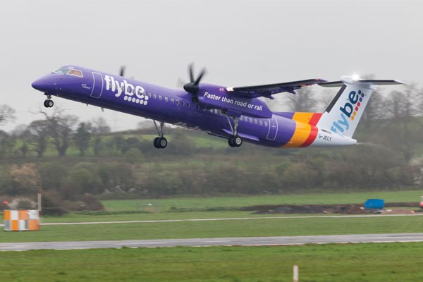 Southend airport owner Stobart Group considers Flybe takeover