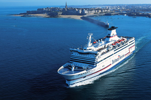 Workarounds found as Brittany Ferries strike disruption continues