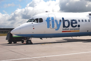 Flybe agrees 25m euro Finnish joint venture