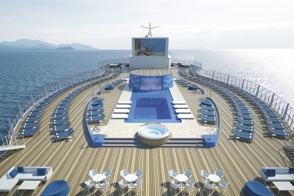 MSC Cruises shares in-depth look inside new ship