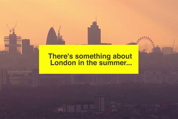 #LondonisOpen campaign launched by Mayor Sadiq Khan