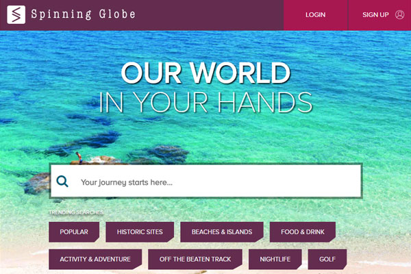 Spinning Globe offers trade 'hot leads'