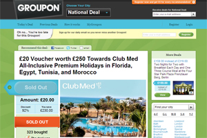 Club Med under fire over Groupon direct-sell deal