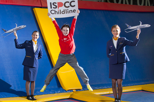 Ryanair renews charity partnership with ISPCC Childline