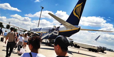Ryanair faces allegation of tax evasion in Italy