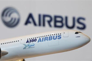 Airbus's Dreamliner rival set for maiden flight