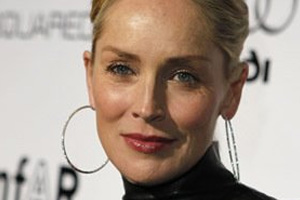 Actress Sharon Stone unveiled as AmaVida godmother