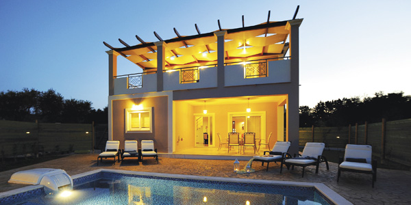 Greece: Show-stopping villas