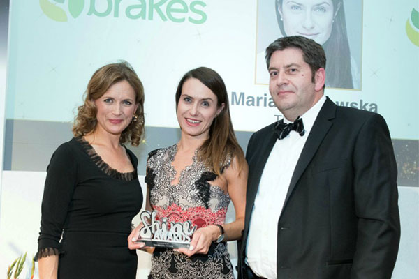 Tui Group mobile manager honoured at Shine Awards