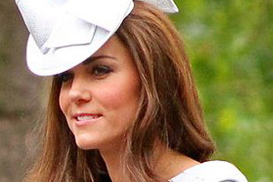 'Proud and honoured' that Kate said yes, says Princess's Ludlow