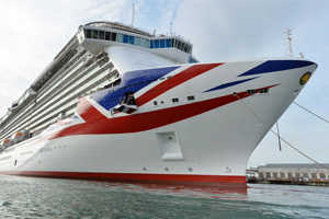 Royal Caribbean's Anthem 'no competition' for Britannia