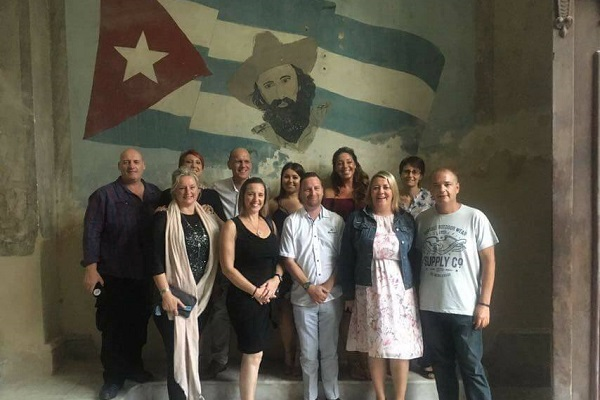 Postcard from Cuba: Country 'back in business' after Hurricane damage