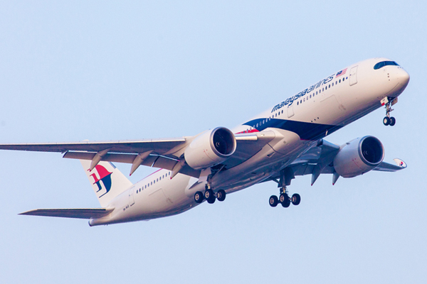 Malaysia Airlines launches London A350 flights
