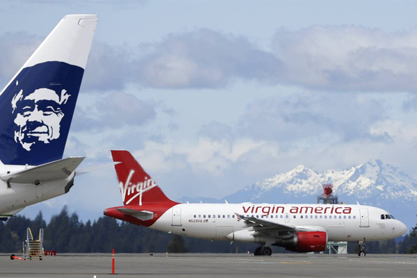 Virgin America brand faces axe following Alaska Airlines takeover