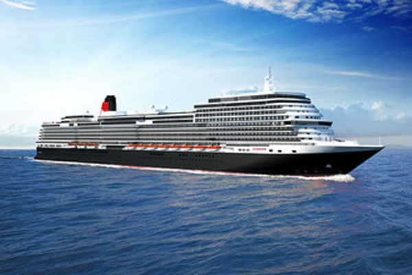 Cunard announces plans for its first new ship in 12 years