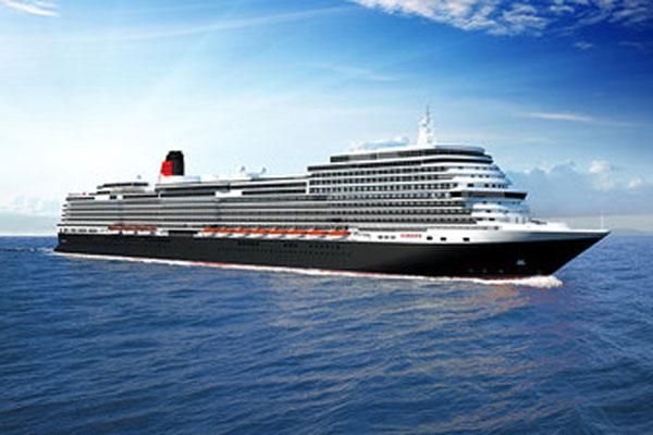 Cunard unveils new ship design team