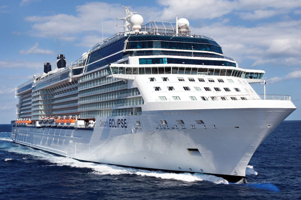 Celebrity Cruises reveals identity of new ships for Dublin and Southampton