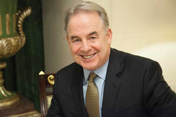 Big Interview: Etihad Airways' chief James Hogan on the building of an airline