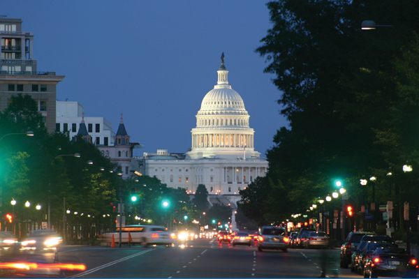 Mystery shopper: A couples' trip to Washington DC